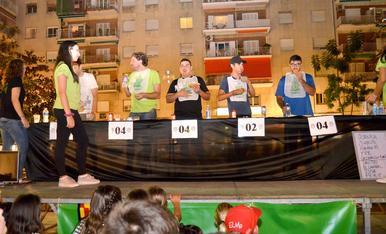 Magpicatapa de l'Associació Chargrossos de Tarragona