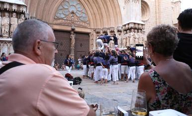 El Tarragona Ciutat de Castells acaba després d'un estiu brillant