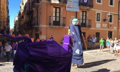 Cercavila organitzada per la Coordinadora 11 de Setembre en el marc de la Diada