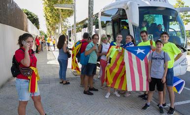 Els autobusos de Reus marxen cap a Barcelona