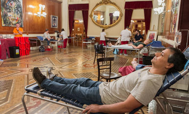 Marató de Donació de Sang a Reus