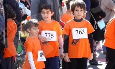 Els petits corredors, protagonistes (1)
