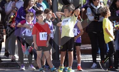 Els petits corredors, protagonistes (2)