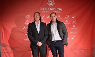 El Sopar Club Empresa del Nàstic (1)