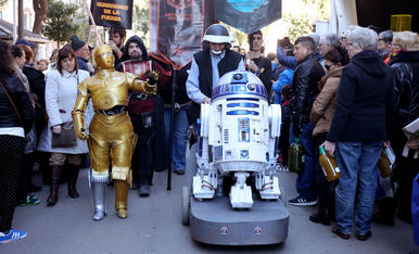 Desfilada d'Star Wars (1)