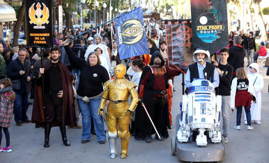 Desfile de Star Wars (2)