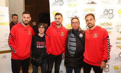 El Nàstic presenta a Matilla, Arzo, Javi Márquez y Álvaro Vázquez (2)