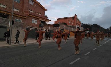 Rua de Carnaval als Pallaresos