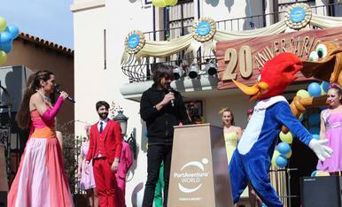 Inauguració de la temporada 2018 de PortAventura (II)