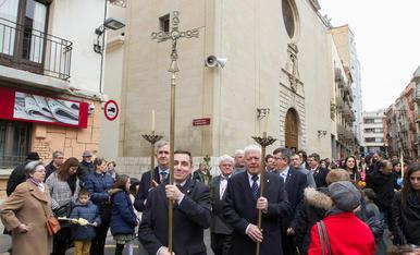 Benedicció de DIumenge de Rams a Reus