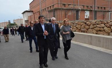 El Nàstic ret homenatge a Valero Serer
