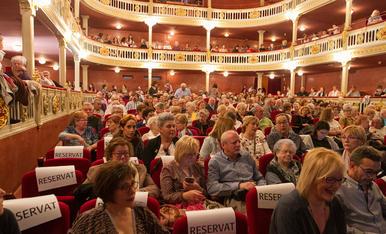 Festa de la Gent Gran a Reus
