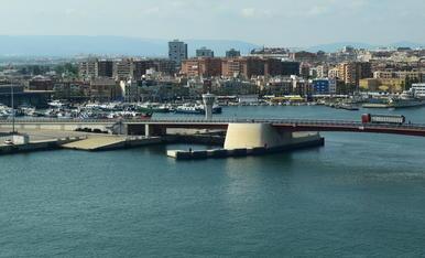 El Juan Carlos I a Tarragona (1)
