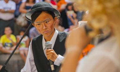 Les imatges del quart concurs de Dames i Vells