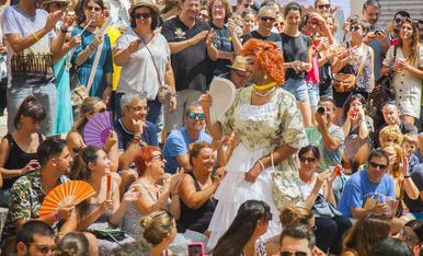 Les imatges del concurs de Dames i Vells