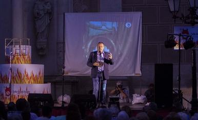 Pregó de la Festa Major de les Borges a càrrec de la Colla Infantil de Biables