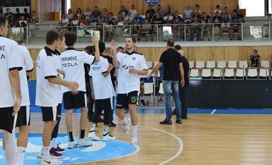 Tecnyconta Zaragoza – Partizan Belgrado