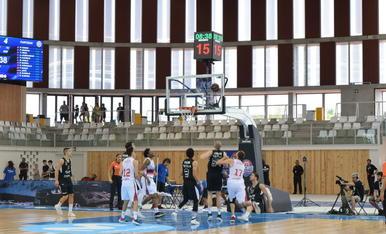Tecnyconta Zaragoza – Partizan Belgrado (2)