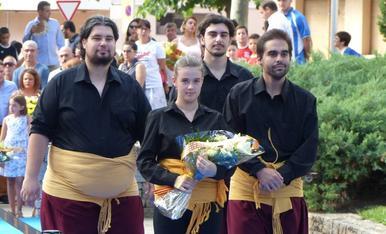 L'ofrena floral a Salou (3)