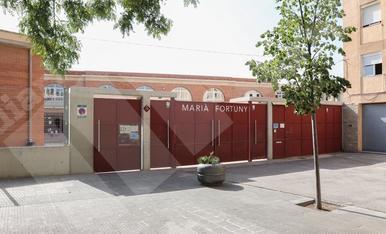 Inici curs a l'Escola Marià Fortuny
