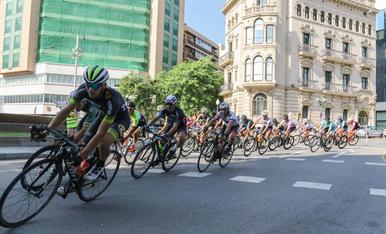 Les imatges del 30è Trofeu Ciclista de Santa Tecla