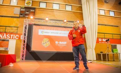 Presentació de la segona edició de la Lliga Genuine (II)