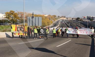 Protesta contra la Constitució a Tarragona (III)