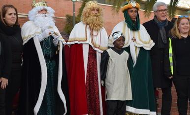 Els Reis Mags ja han arribat als barris de Ponent