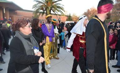 Els Reis Mags ja han arribat als barris de Ponent (2)