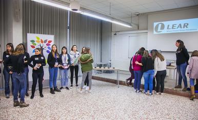 Jornada GIrls' Day de la URV