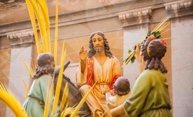 Procesión del Domingo de Ramos (I)