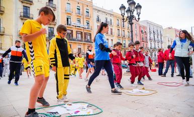 Les activitats del Dia de l'Activitat Física (1)