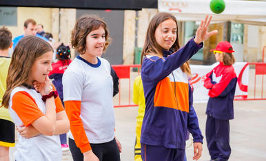 Les activitats del Dia de l'Activitat Física (2)