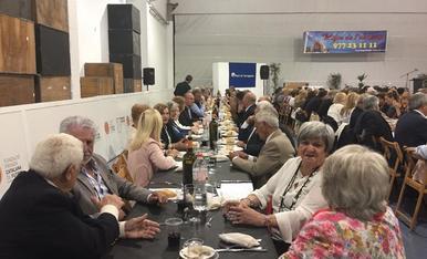 Sopar Benèfic a favor del Telèfon de l'Amistat