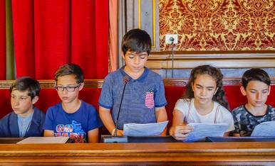 Consell Municipal d'Infants de Tarragona