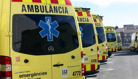 El SEM abre un expediente a Ambulancias Egara pormincidencias en el transporte sanitario no urgente