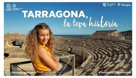 Imatge de la campanya del Patronat Turisme de Tarragona.