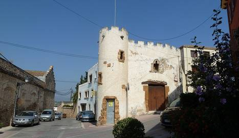 Imagen de la Torre de Bellvei.