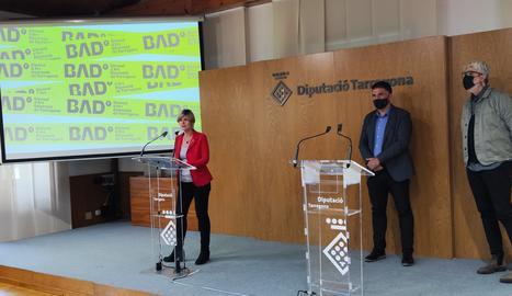 Imagen de la presentación de la Biennal d'Art.