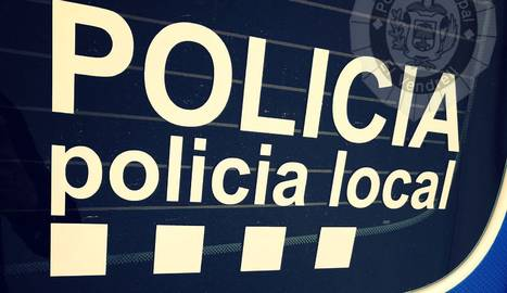 Imatge d'arxiu de la Policia del Vendrell.