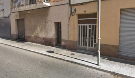 Imatge d'arxiu del carrer Vint de Bonavista, on van passar els fets.