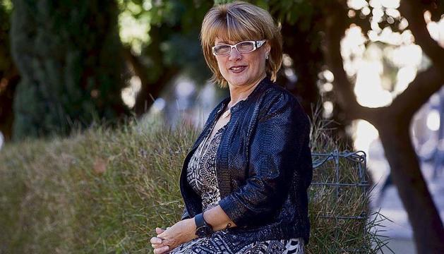 Contxi Joan: «A cada client del Diari Més se li ha de fer un vestit a mida»