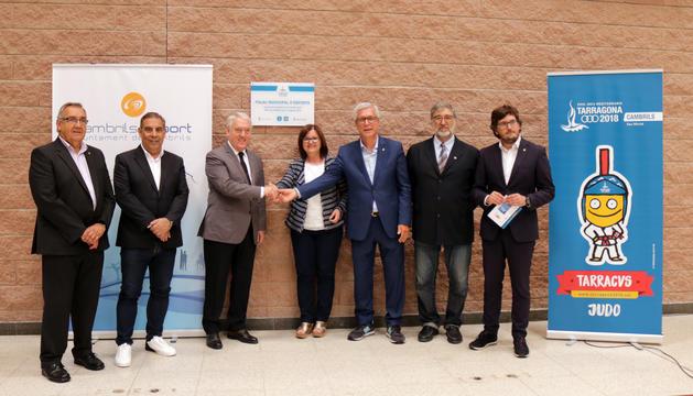 El Palau Municipal d'Esports de Cambrils acollirà les proves de karate i judo als Jocs Mediterranis.