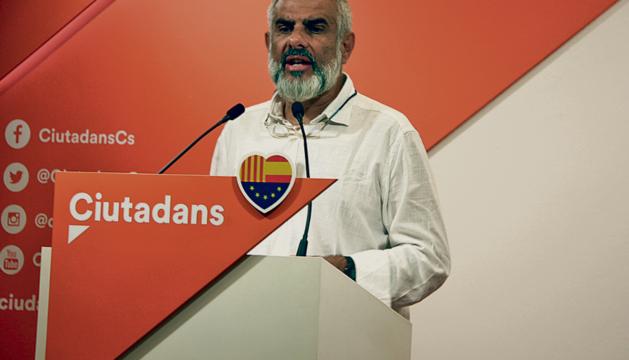 Carlos Carrizosa, en una imatge d'arxiu.