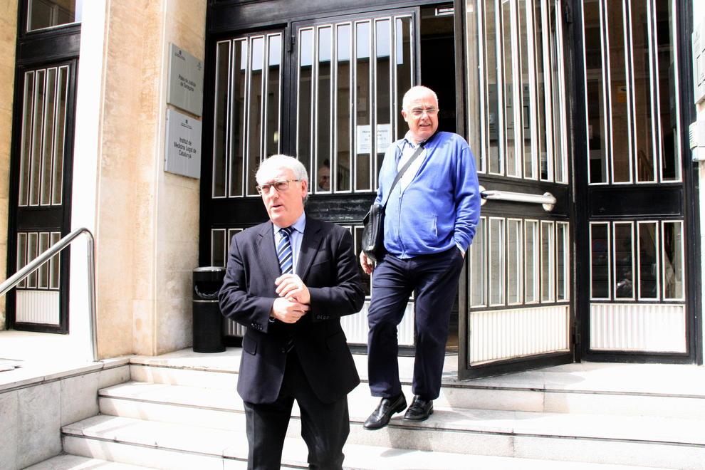 Poblet niega conocer al arquitecto batesteza - Arquitectos tarragona ...