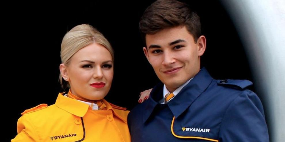 Ryanair busca 100 nous tripulants de cabina - Cabina ryanair ...