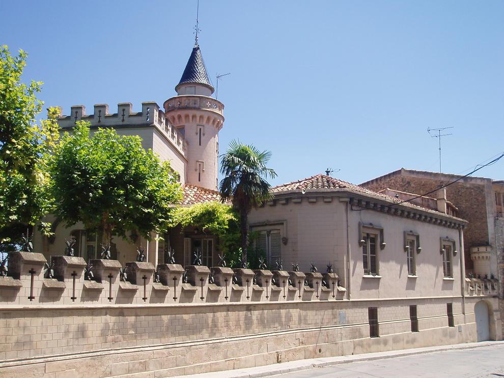La giralda i el castell de bellesguard obren les seves - El tiempo en l arboc ...
