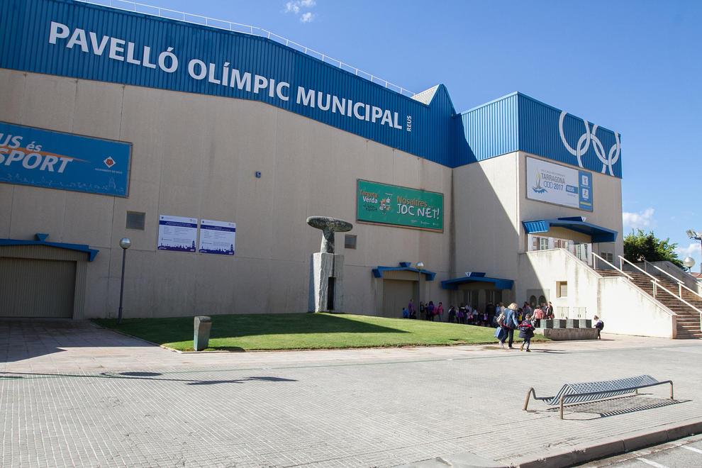 Queixes d 39 usuaris del pavell per l 39 espai disponible arran - Pavello olimpic reus ...