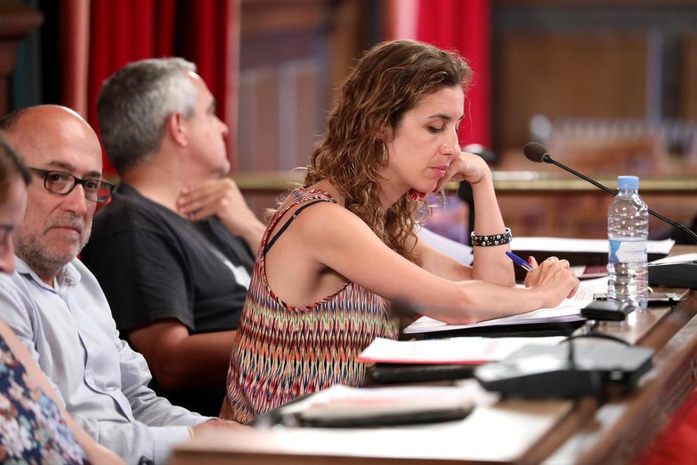 La Audiencia cambia la pena de prisión de Laia Estrada por una multa