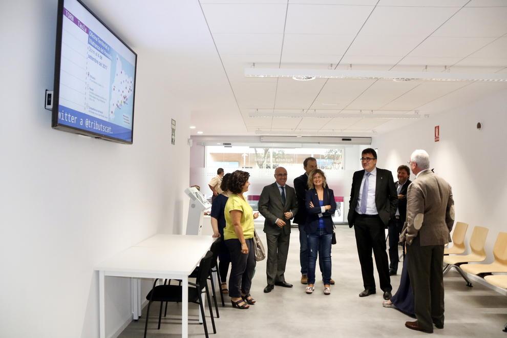 La hisenda catalana comen a a gestionar de forma directa for Oficina del consumidor reus
